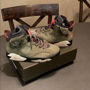 Nike, Travis Scott, cactus jack sneakers.